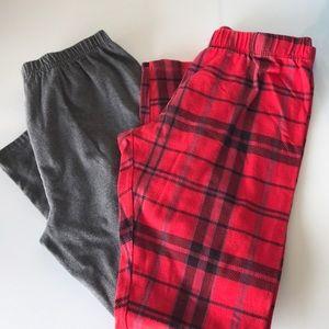 Pants - ❌FINAL💲❌2-PAIR Leggings, Size M